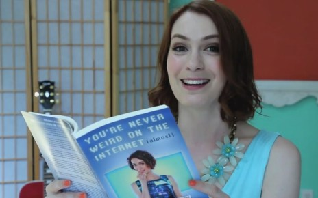 autobiographie - You're Never Weird on the Internet (Almost) - Felicia Day