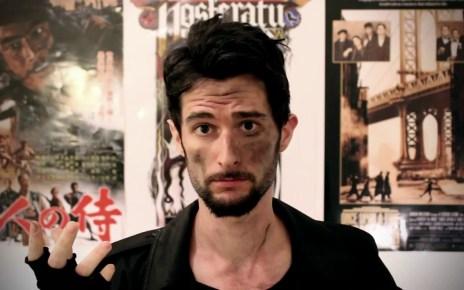 fossoyeur de films - Interview du Fossoyeur de Films à Paris Manga Francois Theurel