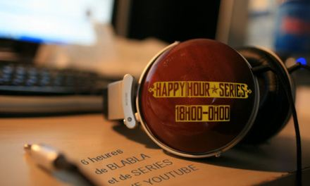 Revivez l'Happy Hour Séries, 6h de direct sur les séries