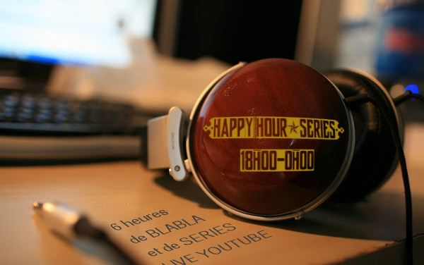 "[Replay] Happy Hour Séries : seconde édition ""Comment parler séries?"""