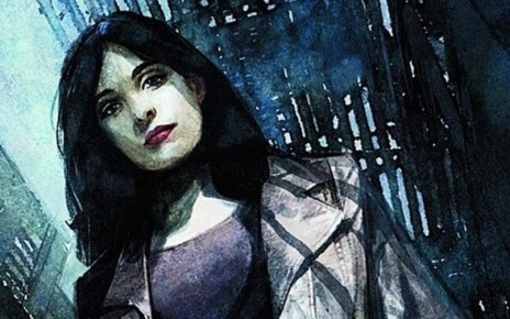 comic-con paris - Jessica Jones débarque avec fracas Jessica Jones Official Trailer Marvel