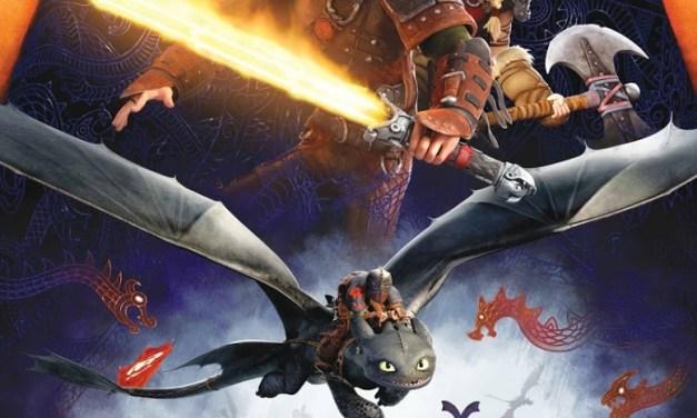 How To Train Your Dragon : des BDs avant le troisième film