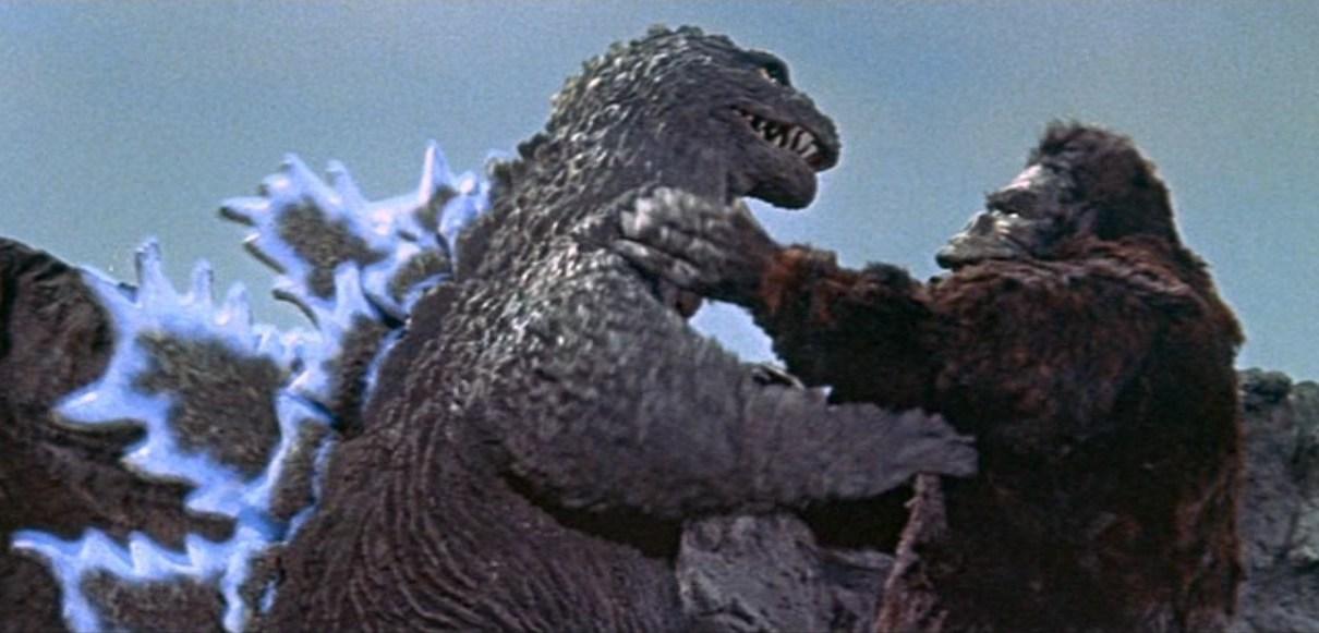 godzilla - Les franchises Kong / Godzilla prennent du poids