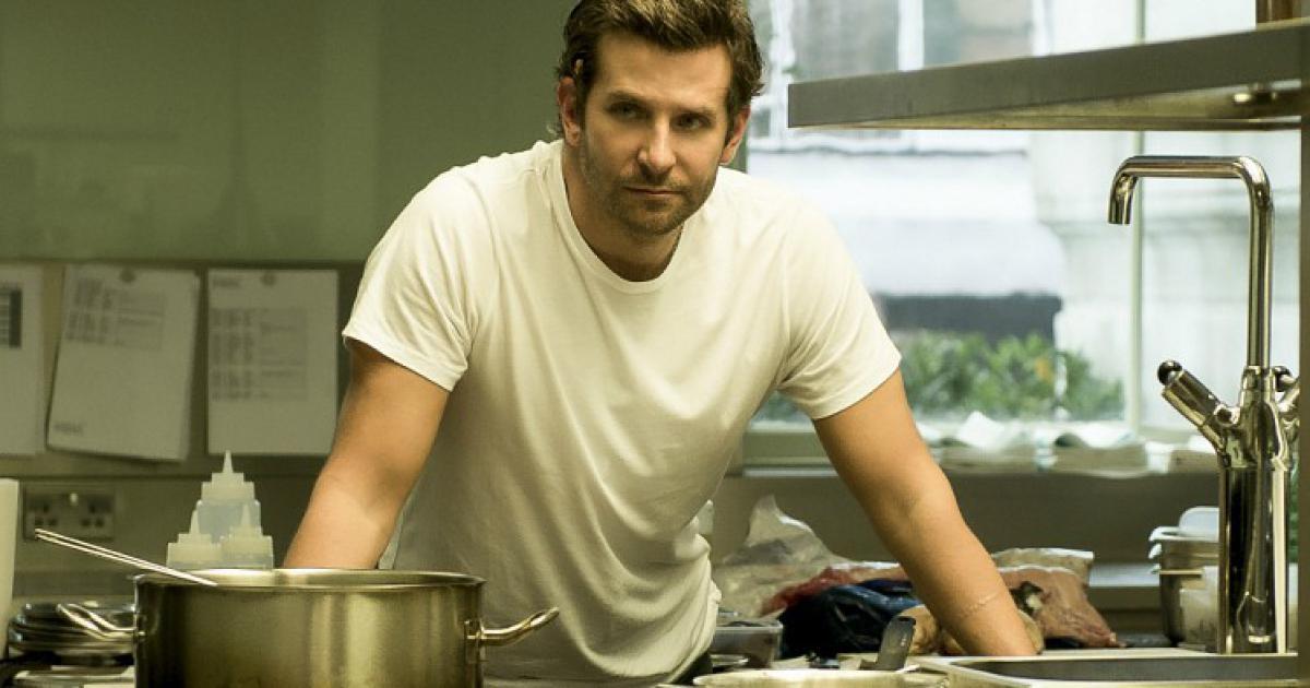 Bradley Cooper - A vif - Chaud devant a vif