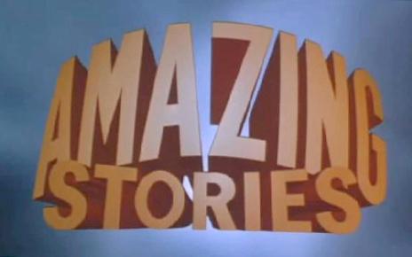 amazing stories - Le retour des HISTOIRES FANTASTIQUES amazing stories 01