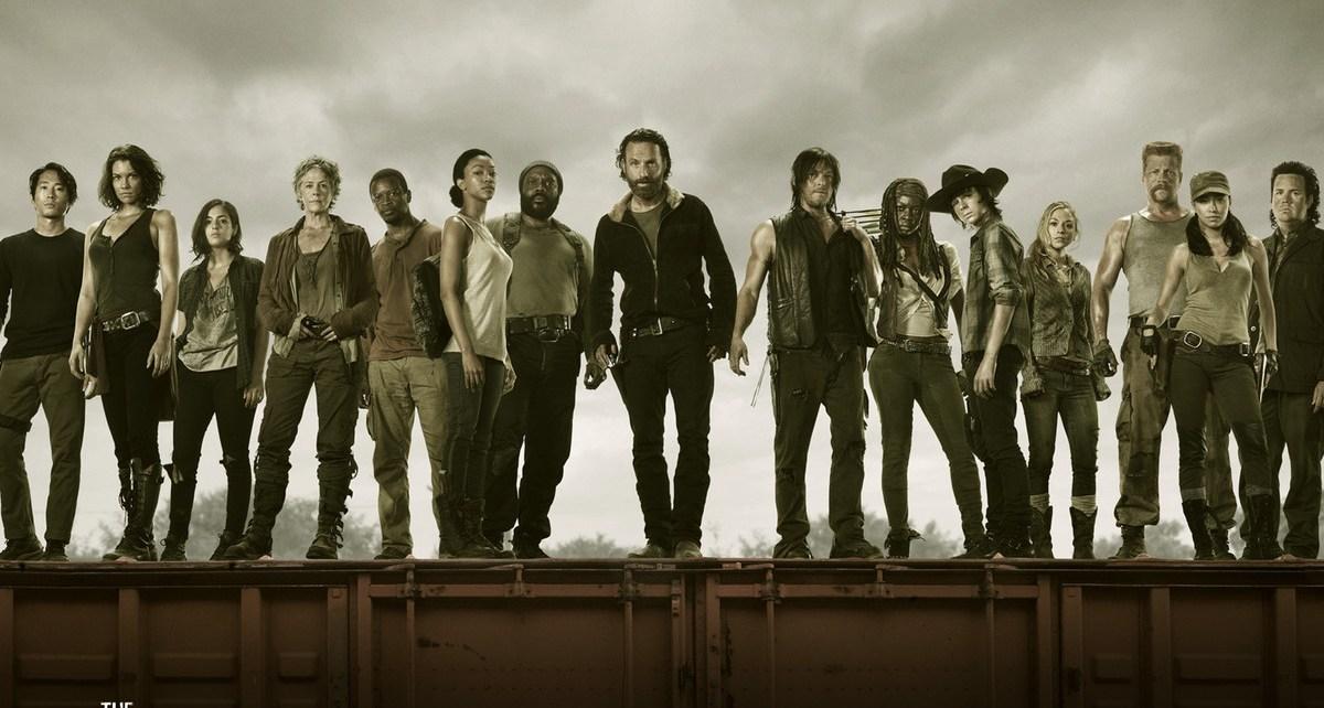 1er avril - [Poisson d'Avril] The Walking Dead : la saison 8 repoussée