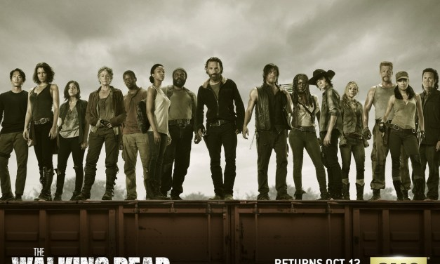 [Poisson d'Avril] The Walking Dead : la saison 8 repoussée