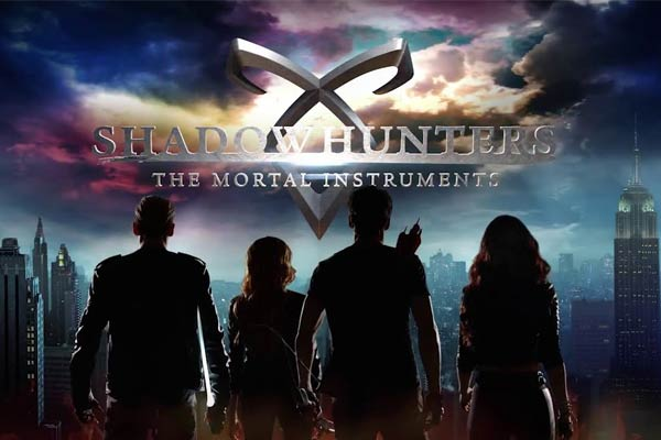 young adults - Mortal Instruments, la série : découvrez SHADOWHUNTERS shadowhunters teaser 2016