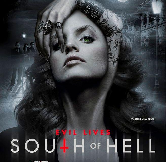 La série SOUTH OF HELL par Eli Roth et Jason Blum