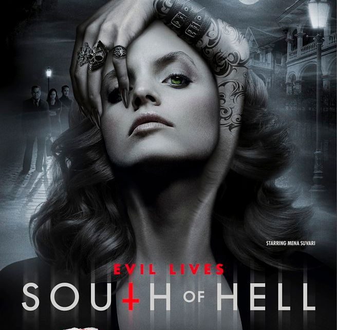 eli roth - La série SOUTH OF HELL par Eli Roth et Jason Blum south of hell poster