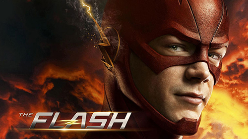 the flash - TERMINE - CONCOURS : gagnez la saison 1 de THE FLASH en blu-ray + son FUNKO POP