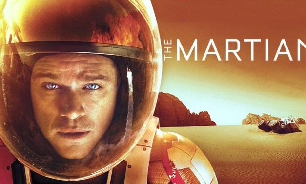 SEUL SUR MARS : dans l'espace, tout le monde vous entend pleurer