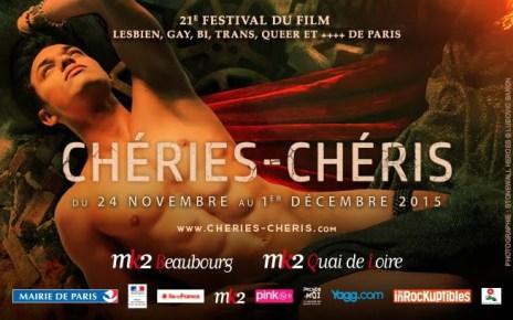 chéries chéris - Le festival Chéries-chéris démarre aujourd'hui !