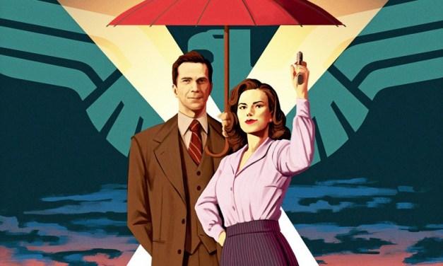 Le trailer de la saison 2 d'Agent Carter se dévoile !