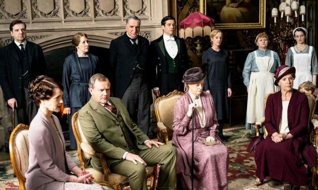 Les adieux à Downton Abbey