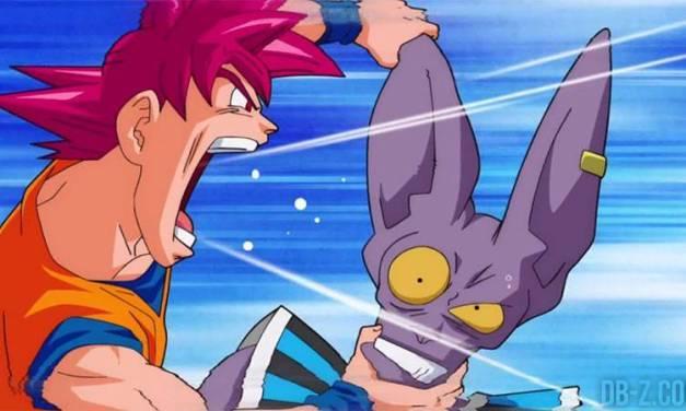Dragon Ball Super, épisodes 10 à 15 : bilan mitigé