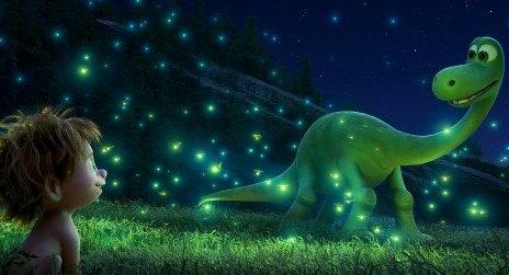 Arlo - Rétro Pixar, J-1 : Le voyage d'Arlo