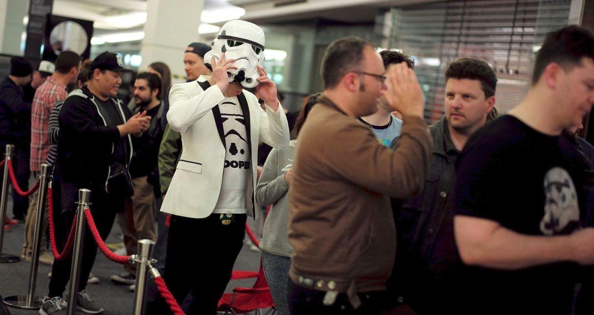 semaine star wars - Semaine Star Wars : Le Réveil de la Force - les attentes