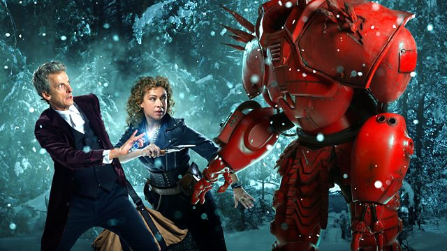 BBC - Doctor Who : The Husbands of River Song