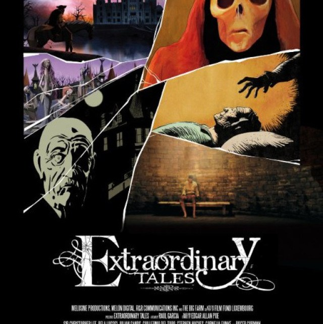 extraordinary tales - DVD : Extraordinary Tales