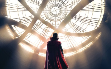 doctor strange - Dr Strange : affiche et premier teaser doctor strange affiche 1
