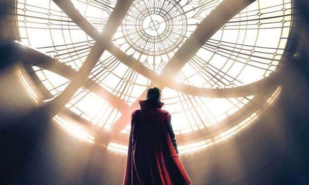 Dr Strange : affiche et premier teaser