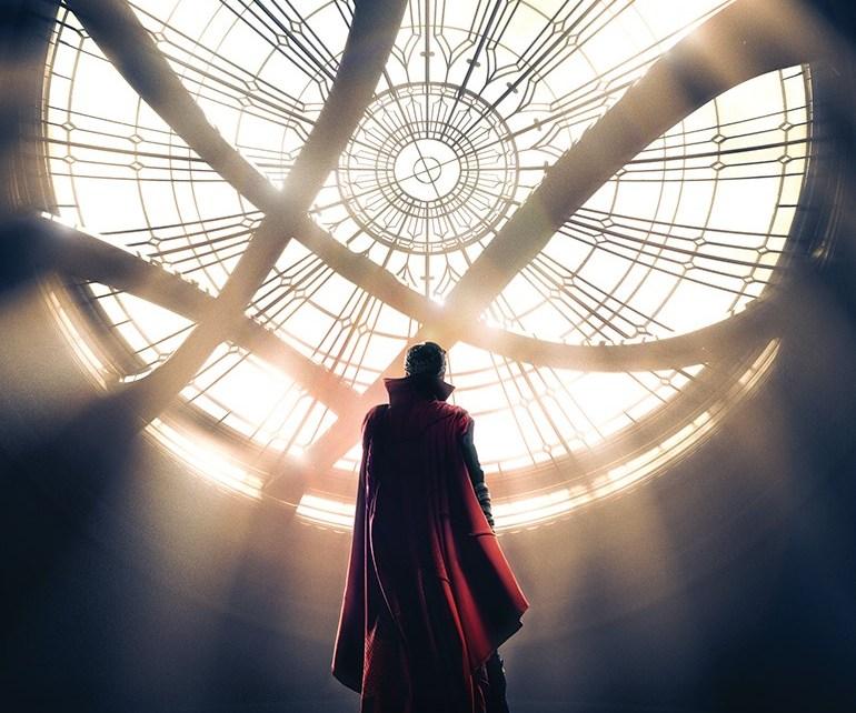 benedict cumberbatch - Le Docteur Strange va vous recevoir (Critique 100% spoilers) doctor strange affiche 1