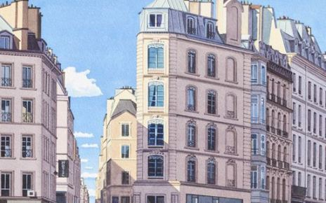 Daniel Torres - Paris New York : comparaison architecturale par Daniel Torres paris new york couv