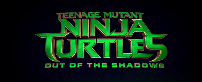 ninja turtles - Les Ninja Turtles reviennent dans un trailer fou tmnt 2 screen title