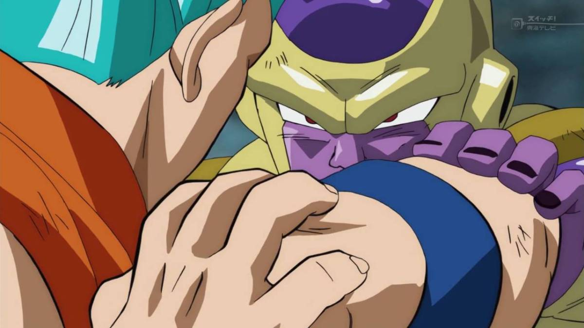 Dragon Ball Super épisodes 24-26 : Goku vs Freezer