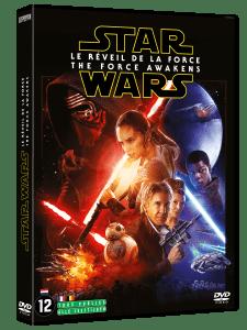 DVD STAR WARS LE REVEIL DE LA FORCE