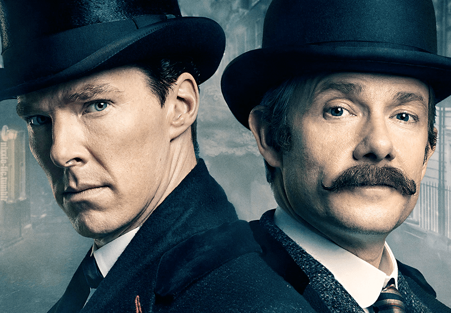 sherlock - Sherlock : The Abominable Bride : Catharsis SherlockTAB