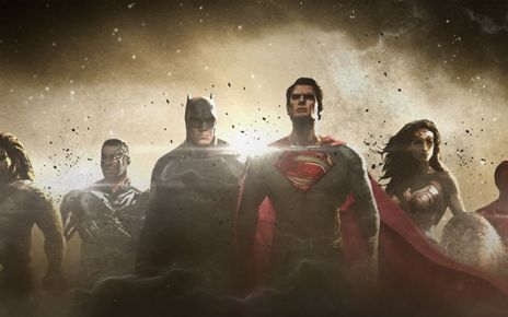 aquaman - JUSTICE LEAGUE : Aquaman, Flash, Cyborg et Wonder Woman en action