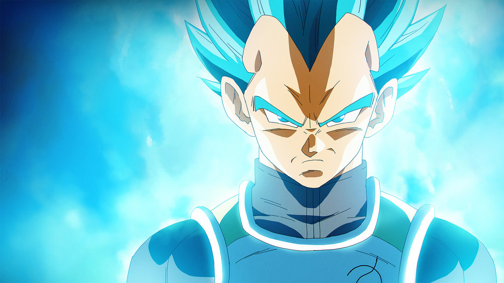 dragon ball super - Dragon Ball Super épisode 27 : Le Roi Vegeta super saiyan god super saiyan vegeta by moxie2d d8p5oi6