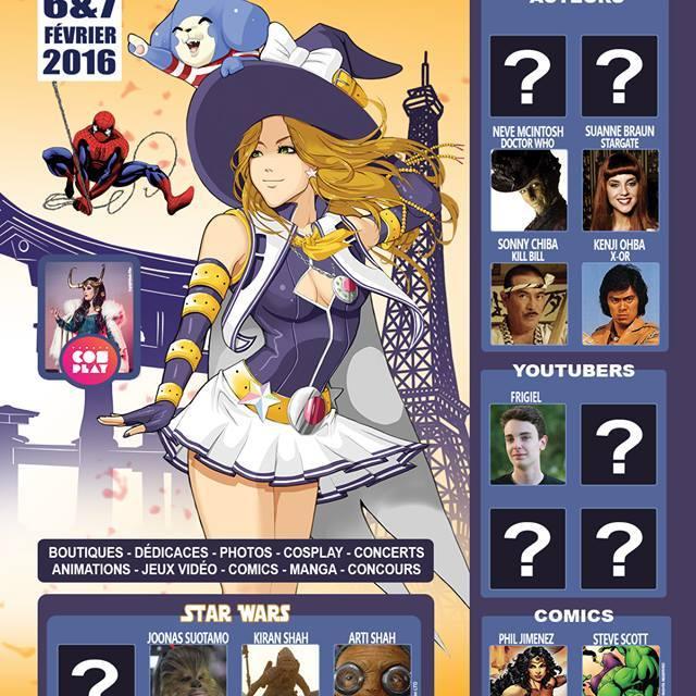 Paris Manga 21e édition : on prend les mêmes…