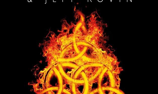 Visions de feu, le roman de Gillian Anderson alias Dana Scully !