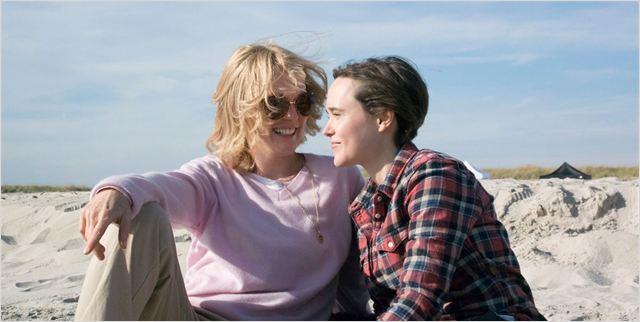 Ellen Page - Free Love free love couv