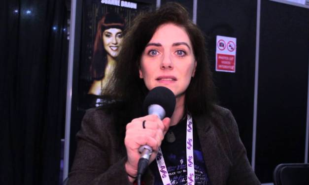 Neve McIntosh et Doctor Who