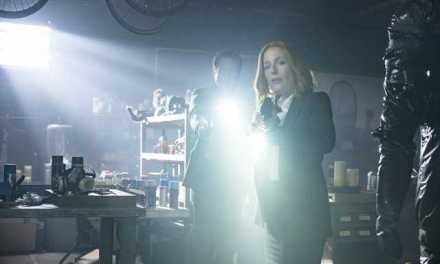 X-Files sur M6 : en baisse