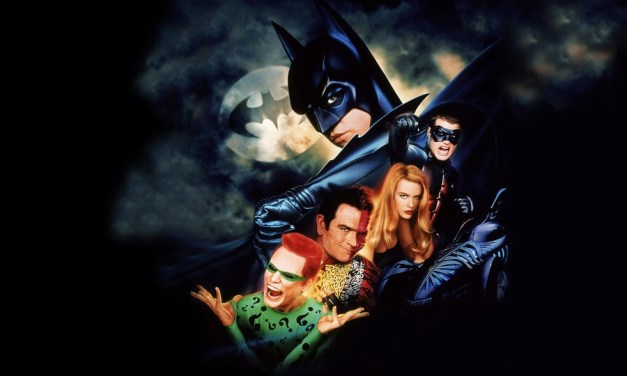 #TeamBatman – Batman Forever (1995)