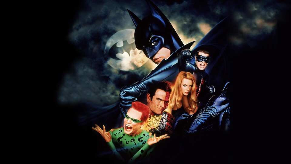 #TeamBatman – Batman Forever (1995)