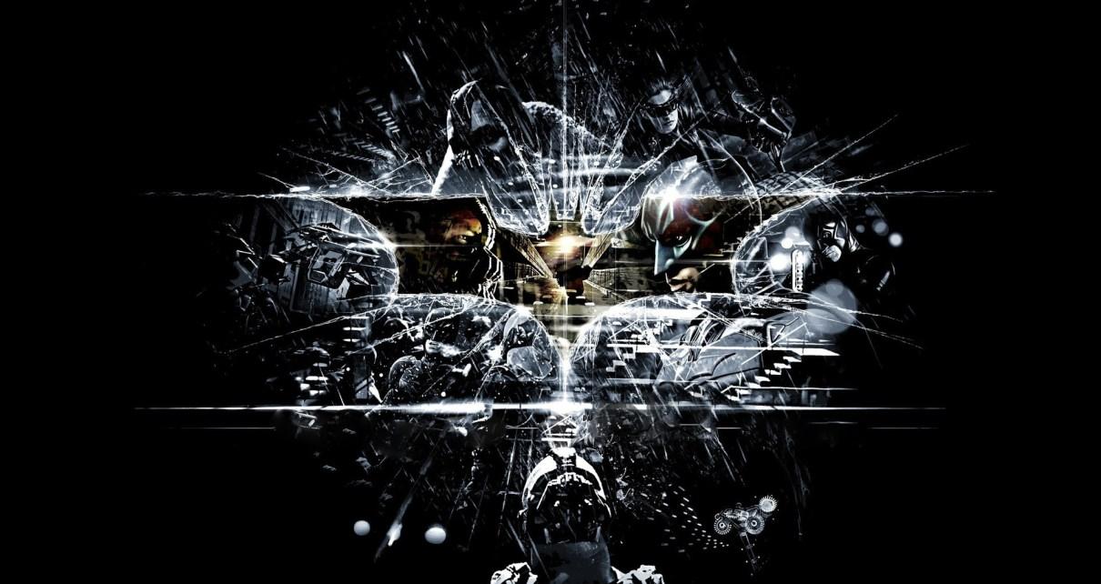 Batman - #TeamBatman : The Dark Knight Rises (2012)