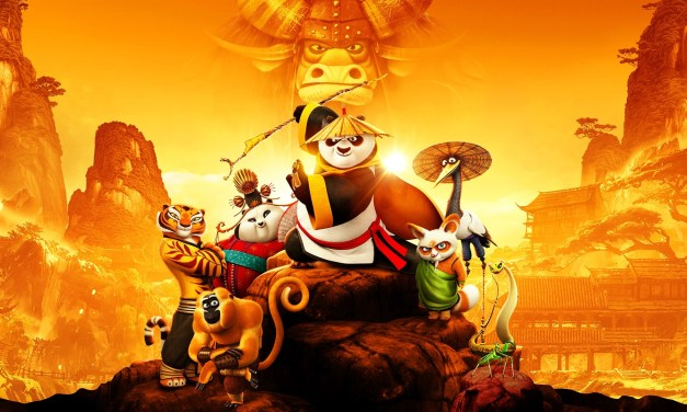 Kung Fu Panda 3 : DreamWorks, effectivement