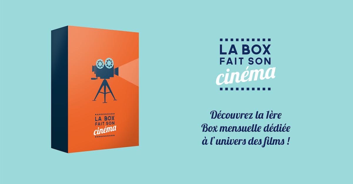 Collections - La Box Fait Son Cinéma, ça donne quoi ?