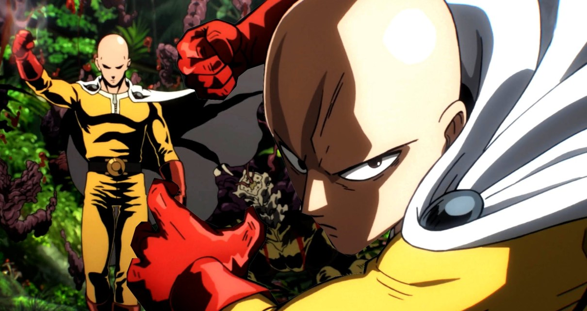 "japanime - ""One Punch-Man"" dans ta face ! maxresdefault 2"