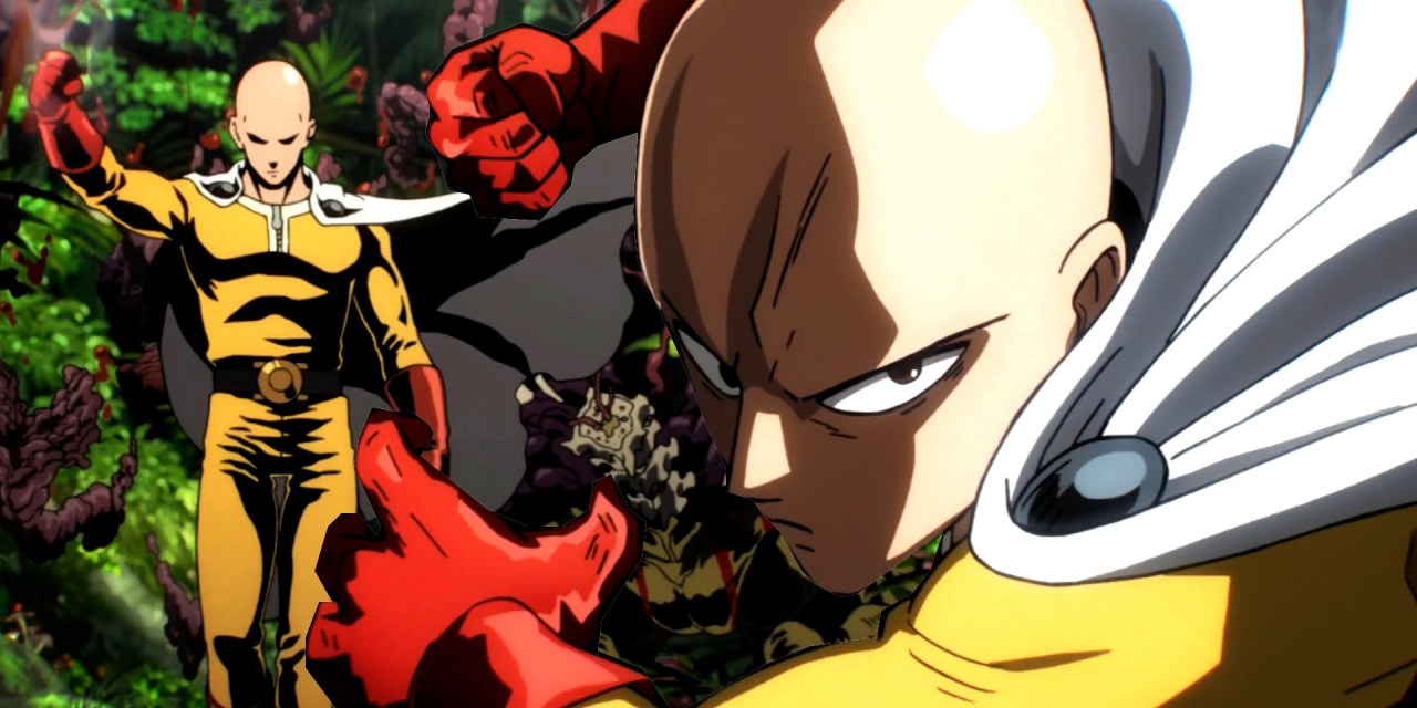 « One Punch-Man » dans ta face !