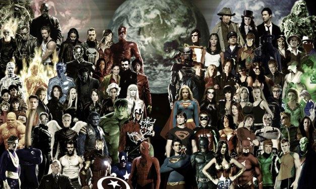 DC vs Marvel : les chiffres