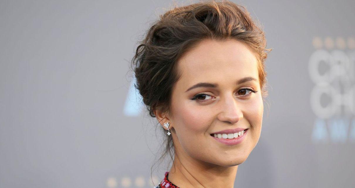 Alicia Vikander - Alicia Vikander sera Lara Croft
