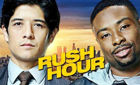 film en série - Rush Hour, 90 à l'heure