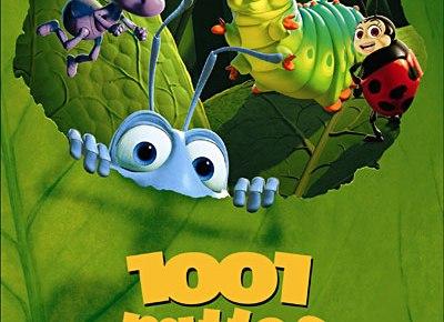 1001 Pattes - Rétro Pixar, J-15 : 1001 pattes 1001